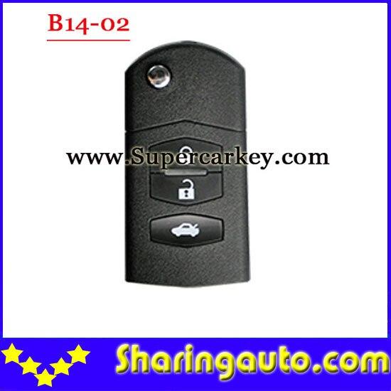 imágenes para Envío gratis (1 unidades) B14-02 3 Abotona Llave Alejada para URG200/KD900/KD200 con la mejor calidad
