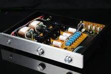 ZEROZONE Hallo end Single ended class A FET vorverstärker basis auf Pass 2,0 preamp L7 40