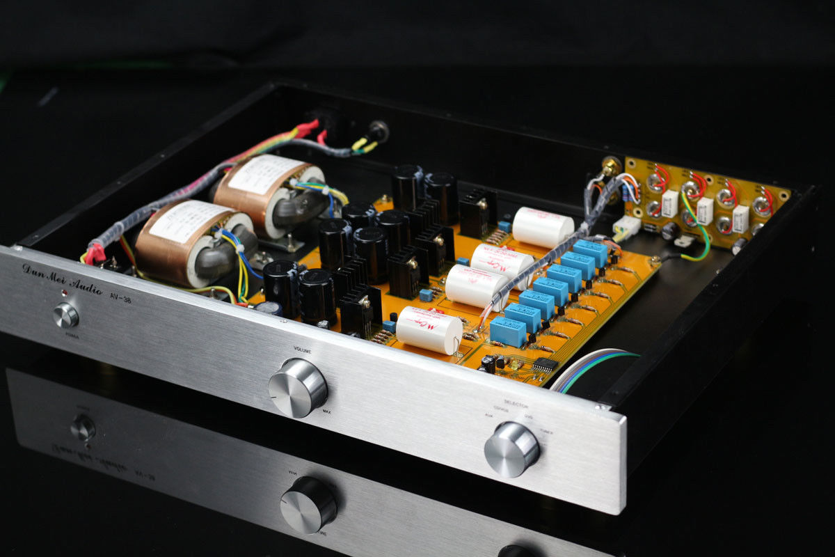 Fet Based Audio Preamplifier