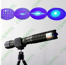 450nm Military Adjustable Focus Strong High Power 100w 100000mw Blue Laser Pointer Focusable Burning Paper Wood burn cigarettes