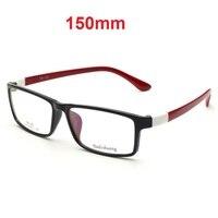 9e4352e3a5 Vazrobe 150mm Oversized Glasses Men Women Eyeglasses Frames Wide Face Man  Prescription Spectacles TR90 Myopia Diopter