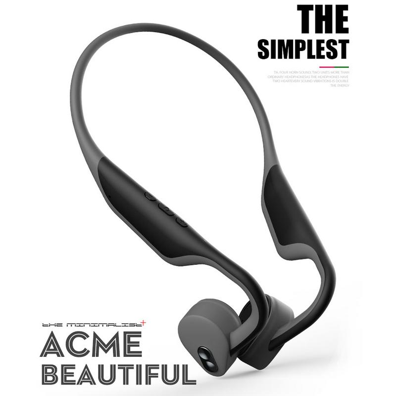 bone conduction Bluetooth 5.0 Bone Conduction Headset Waterproof Portable Sports Headphone Neck-Strap Stereo Headphone prediction of bone length from bone fragments