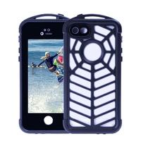Waterproof Protective Shockproof Case Full Sealing IP68 Waterproof Cases For IPhone 5S SE For Rafting
