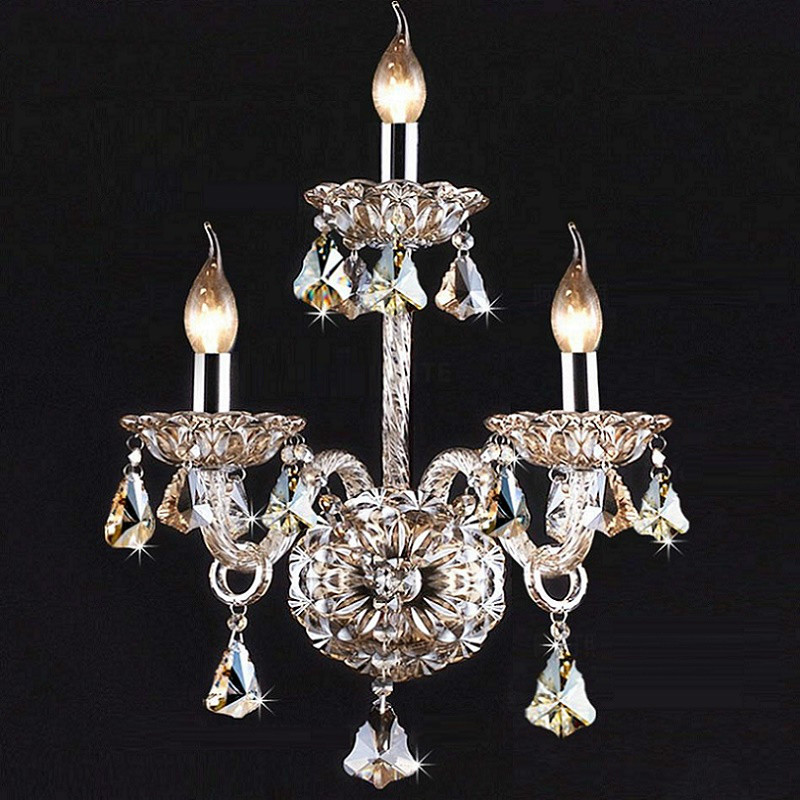 Luxury Wall Sconce Lighting European style wall lights ...
