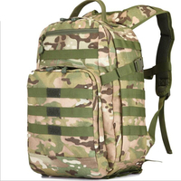 1000D Oxford Military Tactics Backpack 40L 55L Large Capacity Men 16 Inch Laptop Rucksack Camping Hiking
