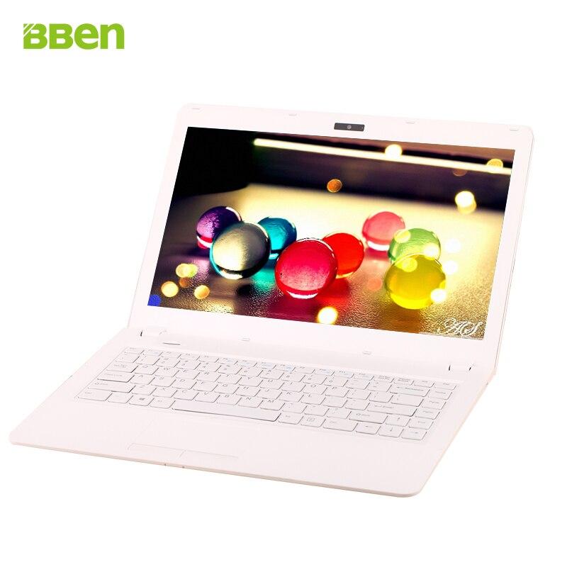 BBEN 14 inch font b Laptop b font Ultrabook Windows 10 Intel N3150 Dual Core 4GB
