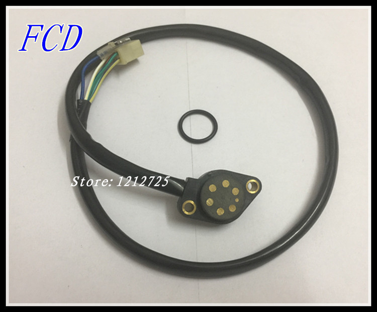 Suitable for Suzuki GN <font><b>250</b></font> <font><b>DR</b></font> <font><b>250</b></font> Motorcycle Stalls sensor GN250 DR250 moto gear Sensor gear display image