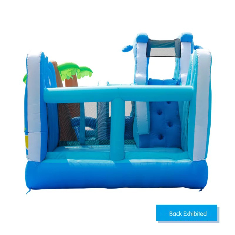 HTB1gXm2PpXXXXb7XXXXq6xXFXXXk - Inflatable Bouncer Bounce House With Double Water Slide, Air Trampoline, and Mesh Swimming Pool