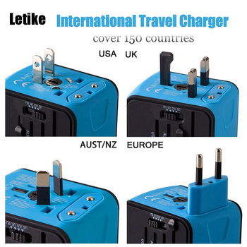 Letike Universal Travel Adapter 1