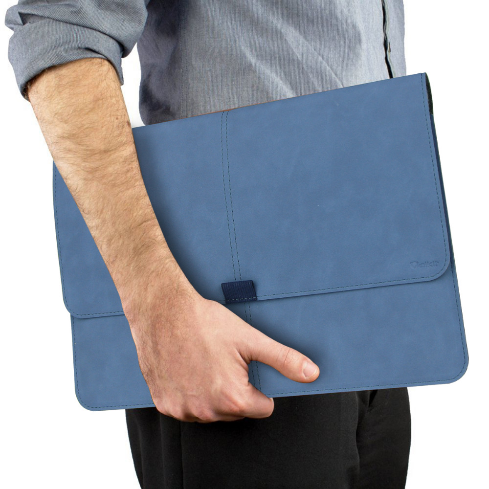 Pro 3 tablet sleeve case slim wallet pu leather protective skin pouch - Slim Protective Sleeve Soft Bag Leather Notebook Pouch Case Cover For Windows Microsoft Surface Pro 3 4 12 Inch Tablet Cases
