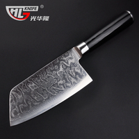 GHLStainless Steel Cooking Tools Cut Bone Chop Bone Kitchen Knives Chinese Cleaver Lady Ladylike Cut Cutter