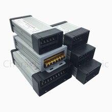 DC12V LED Outdoor Rainproof Power Supply 60W 100W 200W 250W 300W 400W Driver Lighting Transformers