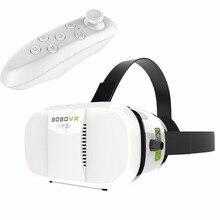 "Moveksi 3D VR стекло VR Z3 VR парк контроллер крепления головы виртуальной реальности 3D Видеоочки для 4 ~ 6"" iPhone 6 plus Galaxy S6"