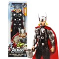 Brand New Brinquedos 30cm Ultimate Marvel Avengers Thor PVC Model Action Figure Doll Toys For Children New Year Gift