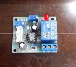 Image 4 - 12 v Automatische Batterie Charge Netzteil Control Schutz Bord Relais Bord entladung controller