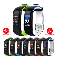 Smart Band Blood Pressure Heart Rate Monitor Smart Band Bracelet Pedometre Fitness Activity Tracking Watch Smart Bracelet