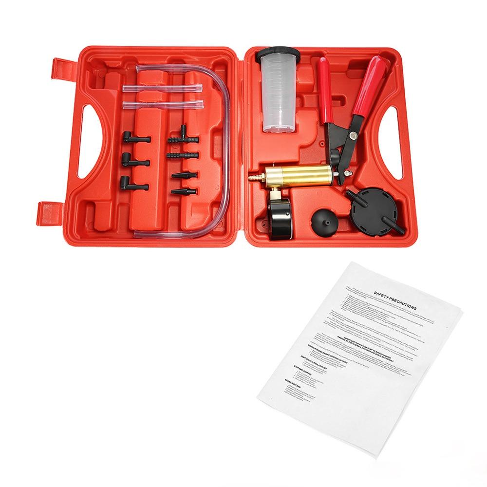 CHIZIYO Diagnostic-Tester Emission-Tool Vacuum-Pump-Set Brake Hand-Held Brake-Bleeder-Kit