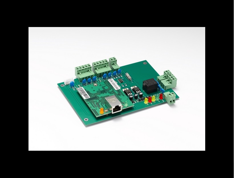 цена на Wiegad 26 bit Ethernet TCP/IP Network Access Control Board Panel Controller For 1 Door 2 Reader
