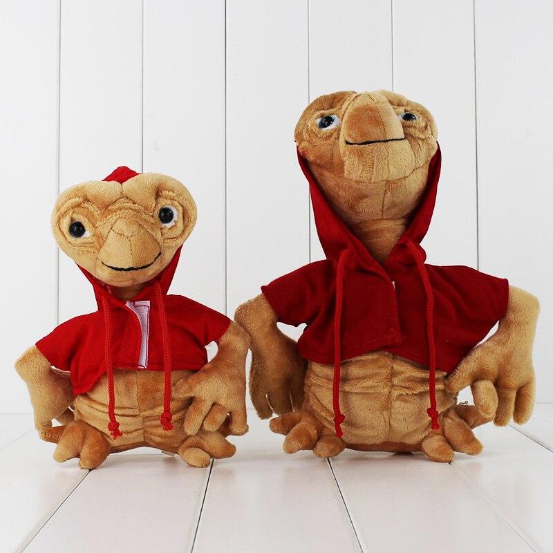 ET Extra Terrestrial Alien Soft Stuffed Toys Kids Plush Doll 19cm 25cm