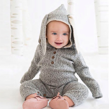 TinyPeople NEW Baby Knitted jumpsuits boys Cotton Plaid Playsuit Winter girls Overall Infant clothes toddler Onesie Rompers gift