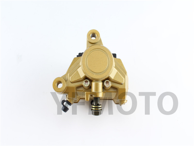 Motorcycle Rear Brake Calipers with Pads Rear Brake Pump For YA MA HA TZR125 1990-1992 TZR250 1987-1989 FZR400 1988-1990 motorcycle rear brake calipers