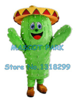 Cactus Mascot Costume adult size high quality prickly pear Cactus theme anime cosply costumes carnival fancy dress kits 2983