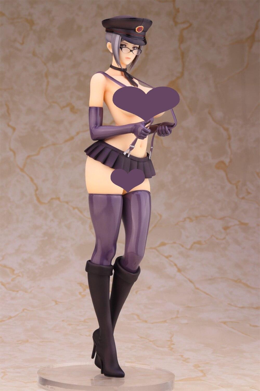 27cm Sexy adult Kangoku Gakuen Prison School Shiraki Meiko collectors action figure toys Christmas gift doll