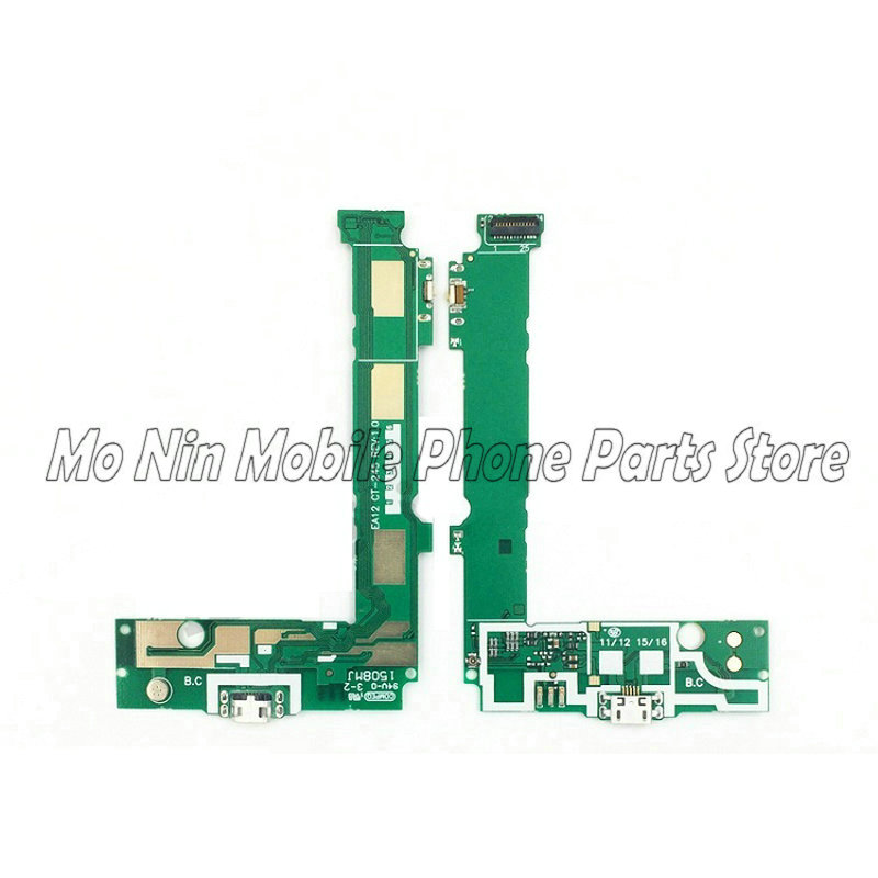 New USB Charging Port Board Flex Cable Connector Parts For Nokia Microsoft Lumia 535 Replacement Parts