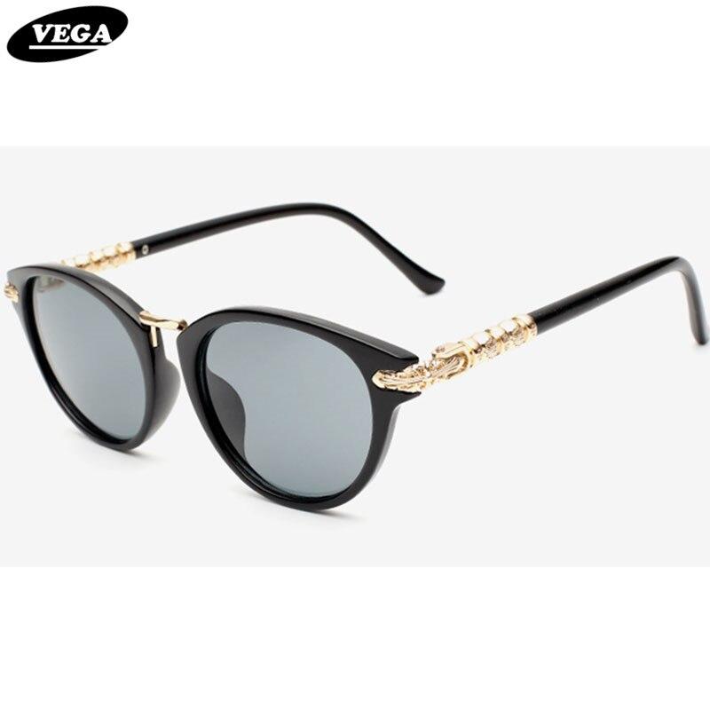 VEGA Dernières Dames lunettes de Soleil Cateye Femmes Populaire Party Celebrity Lunettes de Soleil UV 400 Cat Eye Lunettes De Soleil Style 5 Couleurs 885