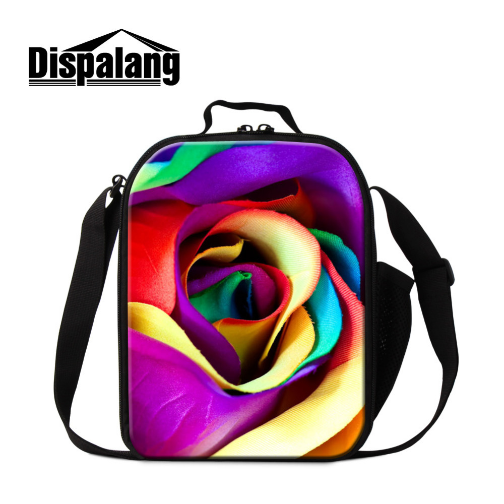 -plant rose kids cooler lunch bags (2)