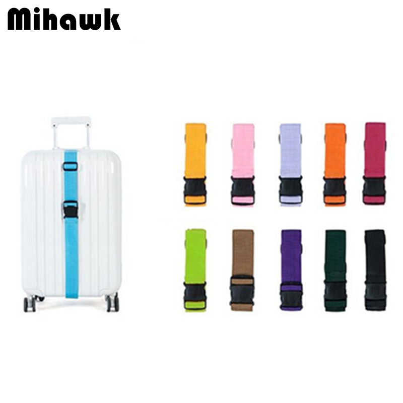 Luggage Strap Belt Trolley Suitcase Adjustable Security Bag Parts Case Travel Accessories Supplies Gear Item Suff Product
