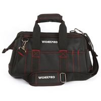 WORKPRO 16 Inch Tool Bag Men S Tool Kits Bag Electrician Tool Bag