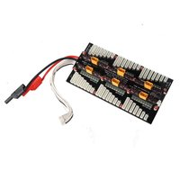 PL8 PL6 308/3010/4010 2 ~ 8S Battery Charger Balance Board 8s Charging 6 Batteries for RC Drone FPV