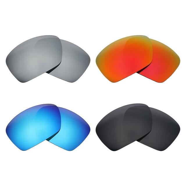 f1a6661feb743 Mryok Anti-Scratch Autora Squared POLARIZED Lentes de Reposição para óculos  Oakley óculos de Sol