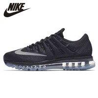 NIKE Original New Arrival AIR MAX Mens Womens Sneakers Breathable Comfortable For Men Women 806771 806772