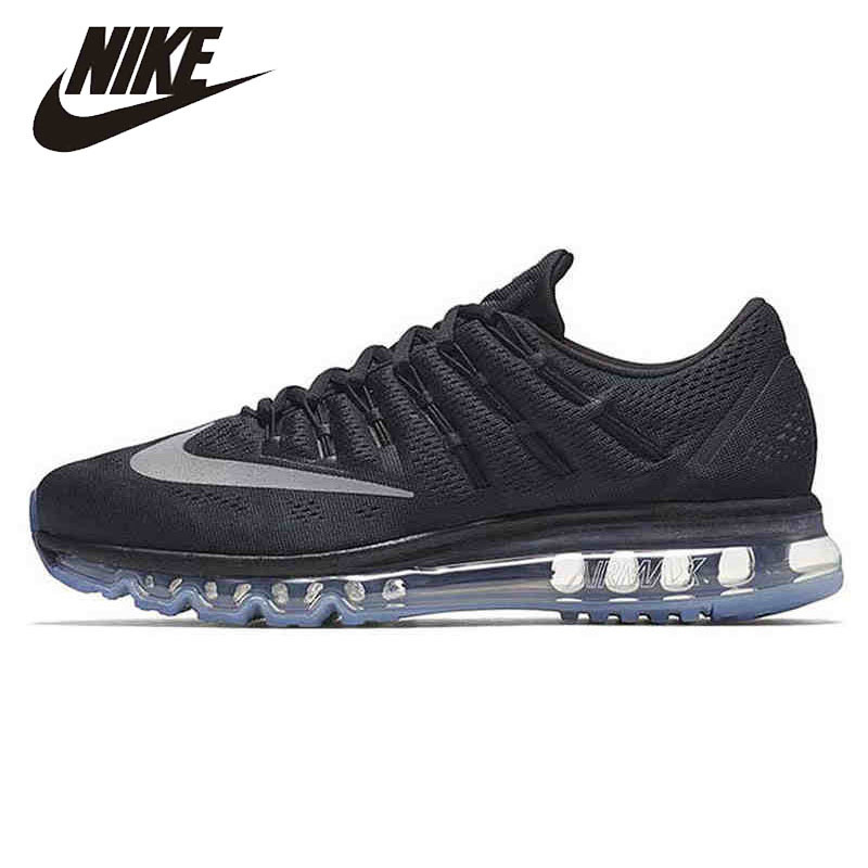 NIKE Original New Arrival AIR  MAX Mens&Womens Sneakers Breathable Comfortable For Men&Women#806771 806772