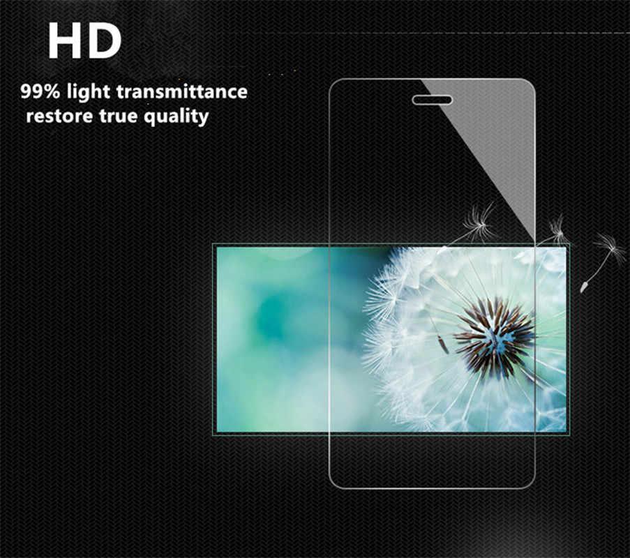 Premium hartowane szkło do LG L70 D320N L80 D373 L90 D405 D415 9H 2.5D przezroczysty ekran Protector z czyste narzędzia