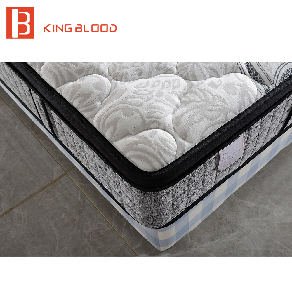 Queen or king size hotel bedroom spring fit mattress