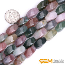 8x16mm Twist Agate,Natural Stone Beads,Fahsion DIY Beads,Strand 15 Free Shipping