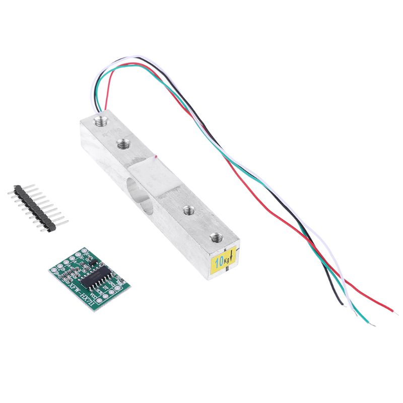 Load Cell 1kg/5kg/10kg/20kg Weight Sensor Electronic Kitchen Scale + HX711 AD Weighing Module For Arduino