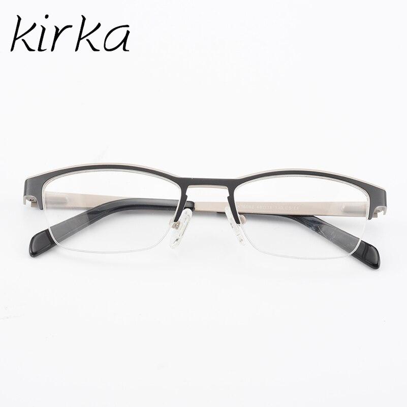 Kirka Beste Qualität Metall Kinder Brillenfassungen Transparente ...