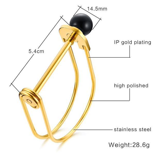 Cuff Bracelets Bangles  1
