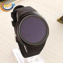 GFT D09 Kostenloser versand Smart watch Android 4.4 WCDMA 3G Smartwatch mit WiFi, GPS, SIM BT4.0 smart uhr pulsuhr