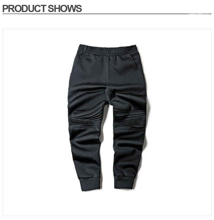 Men Sport Pant Space Cotton Joggers Harem Pants Fashion Hiphop Sport Tracksuit Mens Solid Black Jogging Trousers Sweatpants 3XL (11)