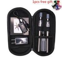 SUB TWO Dual Ego Ce4 Zip Kit Electronic Cigarette Ego T Battery Ce4 Atomizer Vape Pen