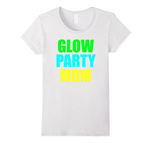 Glow Party Mom Birthday T Shirt Summer Funny Cotton Hipster Tees Fashion Harajuku Brand Hort Leeve O Neck In Shirts From Womens Clothing On