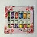 12 botellas de 3 ML aceites esenciales de plantas con aromático aceite de aromaterapia SPA suministros diarios del hogar sabor curado En Casa cuidado Del Aire