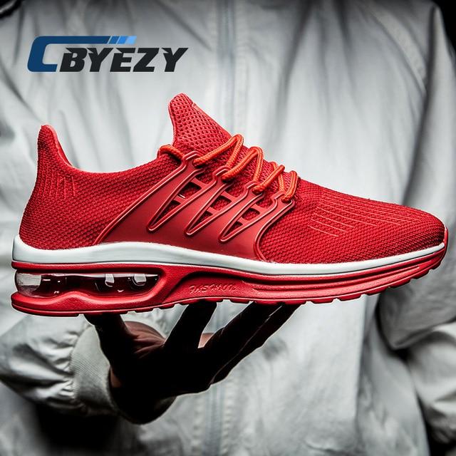 1c312e3378b Breathable Running Shoes Men Sneakers Male Lightweight Antiskdi Jogging  Sport Shoes zapatillas hombre deportiva Men Footwear