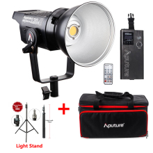 Aputure LS 120D II 120d Mark Light Storm COB LED Studio Kit Bowens Mount Continuous Video with Stand