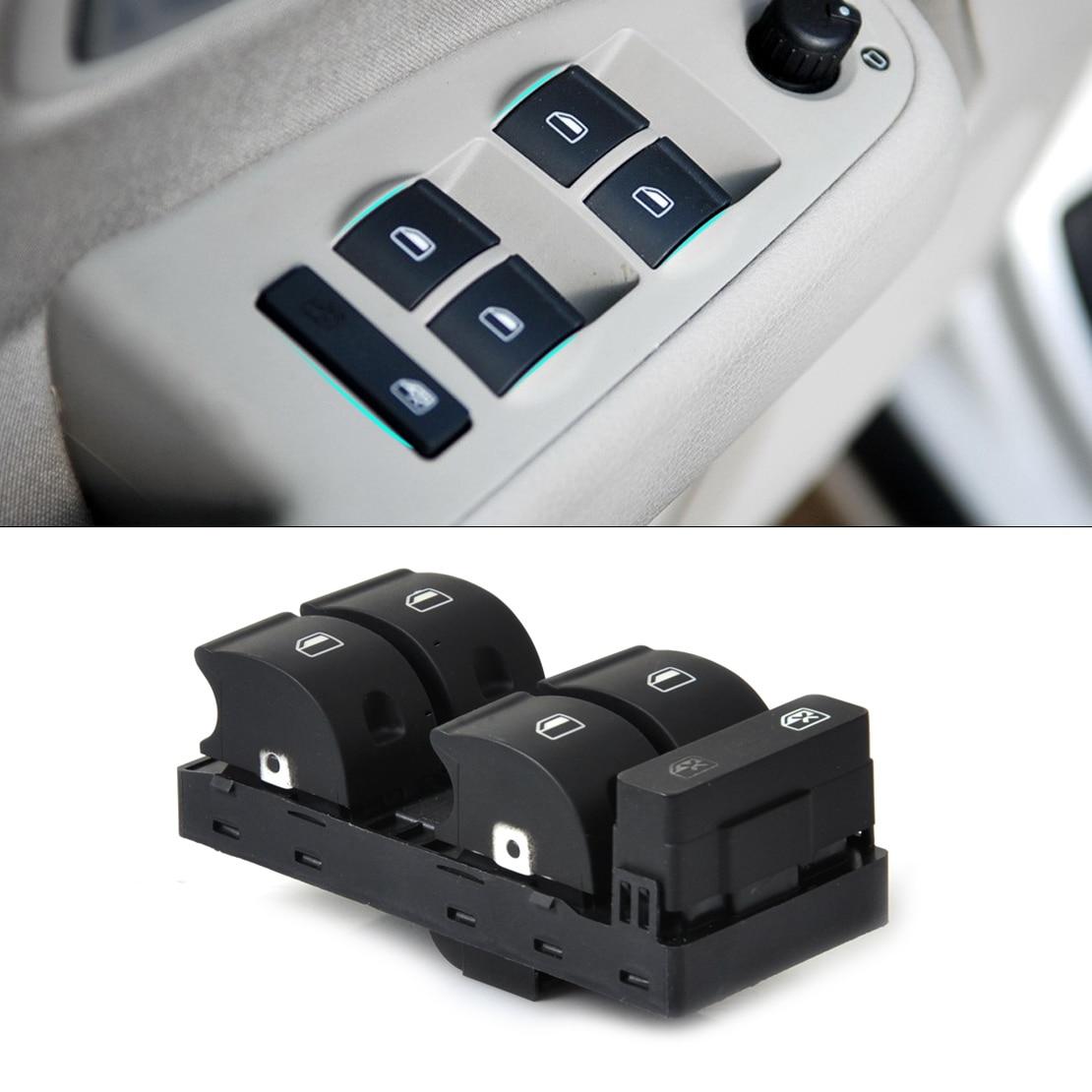 DWCX 8ED959851 8ED959851B Master Power Window Switch Panel For Audi A4 B6 B7 Sedan 2002 2003 2004 2005 2006 2007 2008